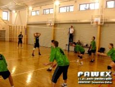 2009.01.11 PAWEX, kolejka LZS w Zwierzyńcu
