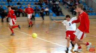 2009.11.28 Turnieju Halowej Piłki Nożnej