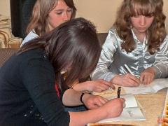 2011.04.30 Spotkanie promocyjne tomiku poezji