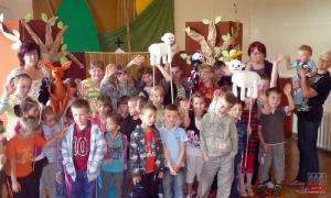 2011.06.28 Teatrzyk Kukiełkowy - Susełek z Grabowca