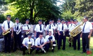 2011.07.21 Koncert Orkiestry Dętej GOK - Poświęcenie Sztandaru OSP Świdniki