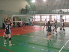 2012.02.23 Finał ligi LZS Zamość - Gimnazjum Grabowiec II miejsce