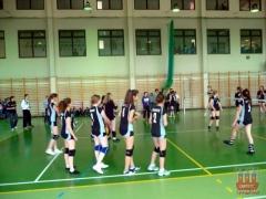 2012.04.10 Siatkówka, Gimnazjum Grabowiec mistrzem turnieju