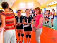 2012.06.01 XI Turniej Piłki Siatkowej Dziewcząt