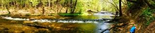 Susiec, rzeka Tanew 2012, fot. DK_8