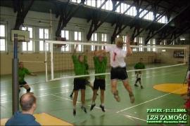 2008.12.21 PAWEX, kolejka LZS Zamość