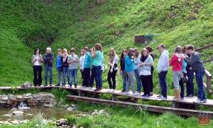 2011.05.09 Wizyta młodzieży z Niemiec