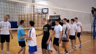 2013.02.12 I Turniej Piłki Siatkowej o Puchar Dyrektora ZS Grabowiec