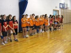 2013.03.01 VII Turniej Piłki Siatkowej Dziewcząt o Puchar Dyrektora Gimnazjum w Grabowcu